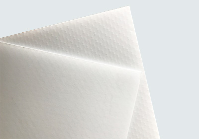 Matt polypropylene honeycomb board