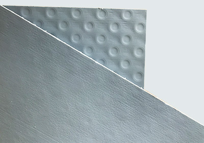polypropylene bubble board