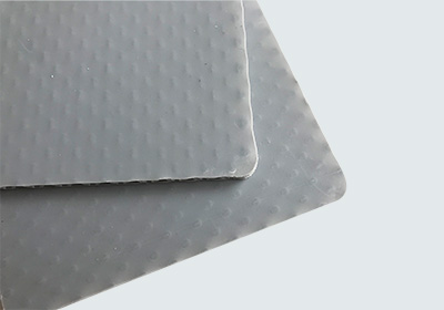 Anti-slip polypropylene honeycomb board