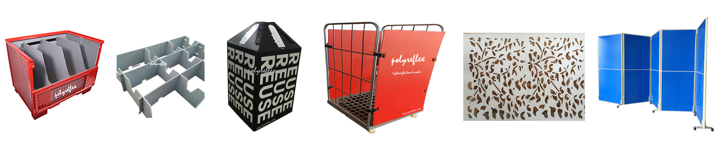 logistics turnover trolley baffle