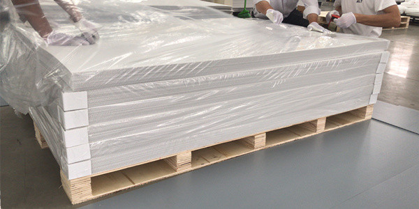 thin pp honeycomb sheet for flooring