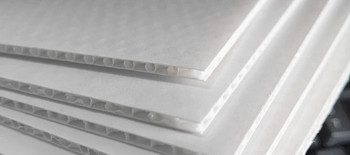 thin pp honeycomb sheet