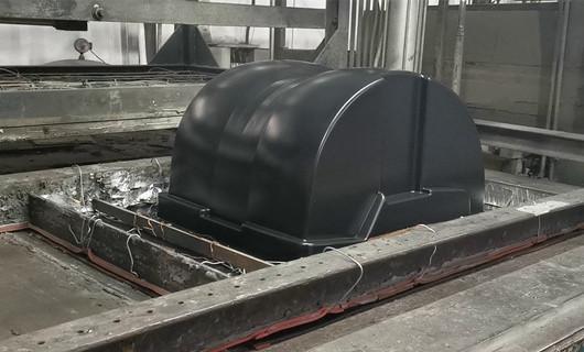 vacuum formed TPO sheet