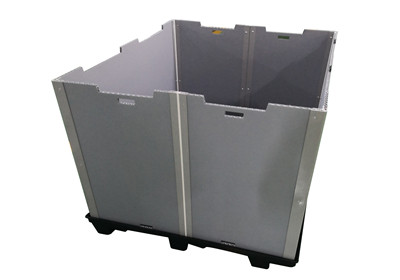 plastic sleeve packs with PVC profiles