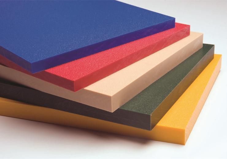 Textured HDPE SHEET