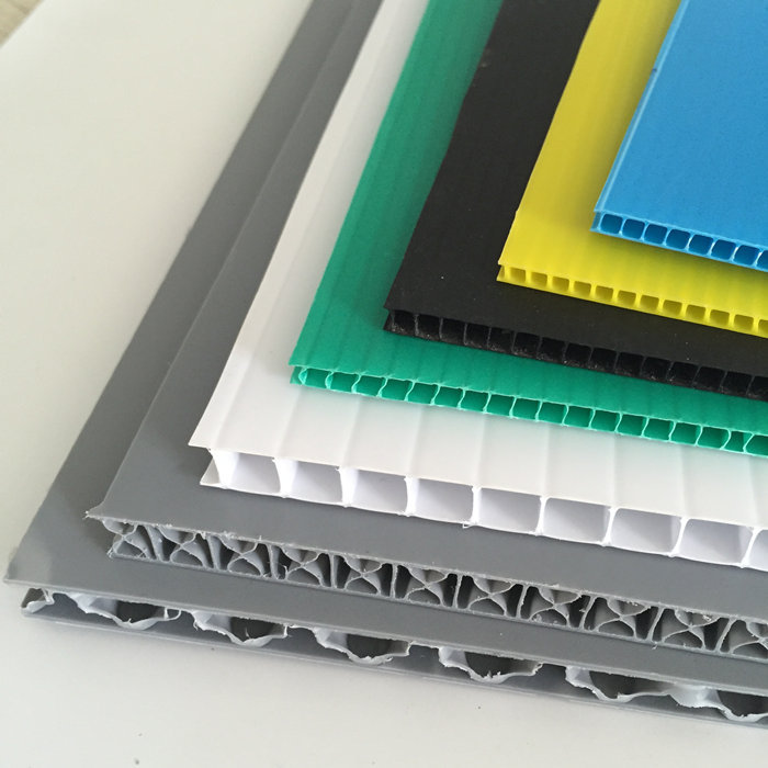 Advantages of PP Corrugated Sheet and PP Honeycomb Panels
