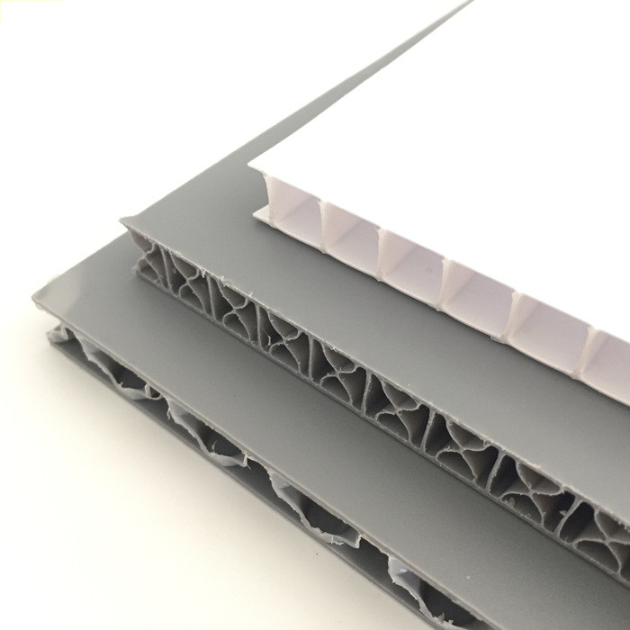 Can the plastic corrugated sheet, honeycomb board and X-shaped board be used outdoors?