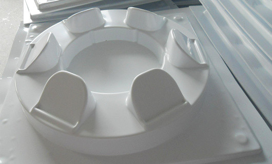 thermoforming sample testing and mass production