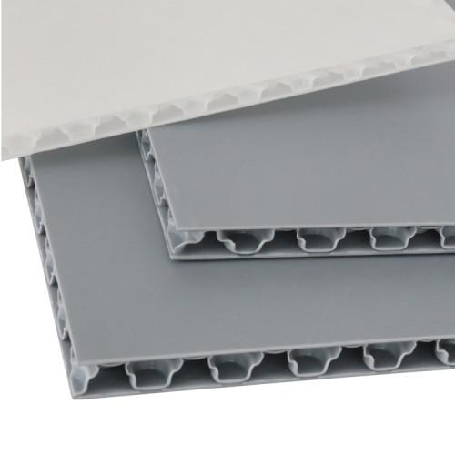 Easy Processing Lightweight Polypropylene PP Honeycomb Panel for custom work