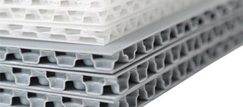 thick pp honeycomb sheet