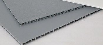 thin pp honeycomb sheet