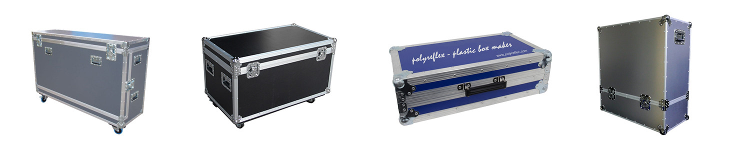 Flight Cases and Equipment Boxes