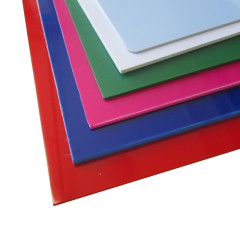 Easy Processing Custom Size ABS Sheet for Cutting and Vacuum Forming