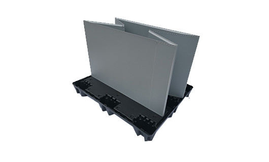 foldable plastic sleeve boxes