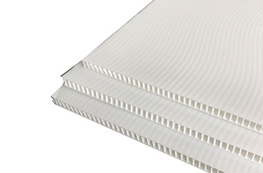S-lines pp fluted sheet