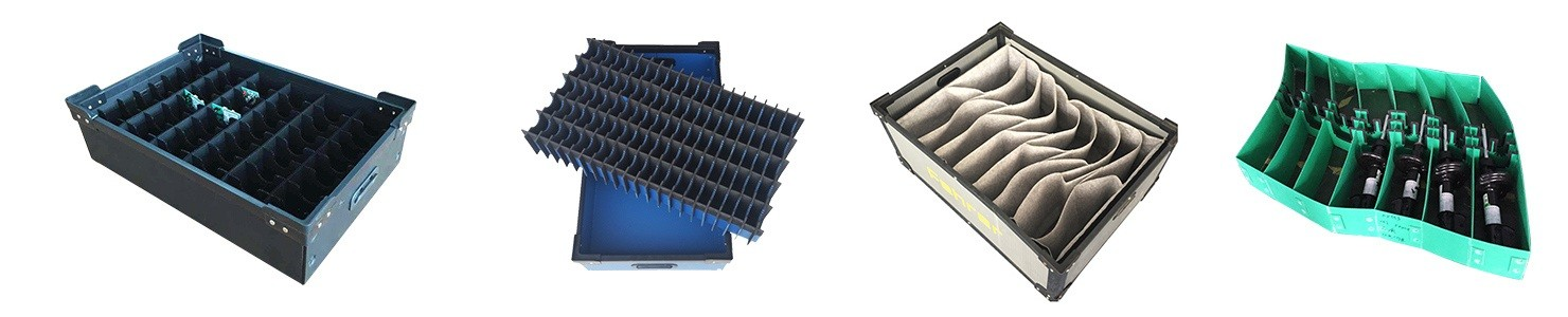 waterproof conductive or antistatic packaging boxes