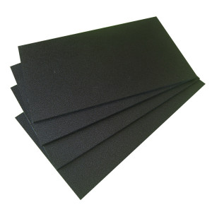 Excellent Formability Custom Size ABS Plastic Sheet for Auto Parts
