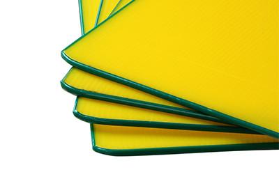 edge sealed pp corrugated sheet