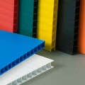 Flexible Plastic corrguated PP Hollow Sheet for packaging system
