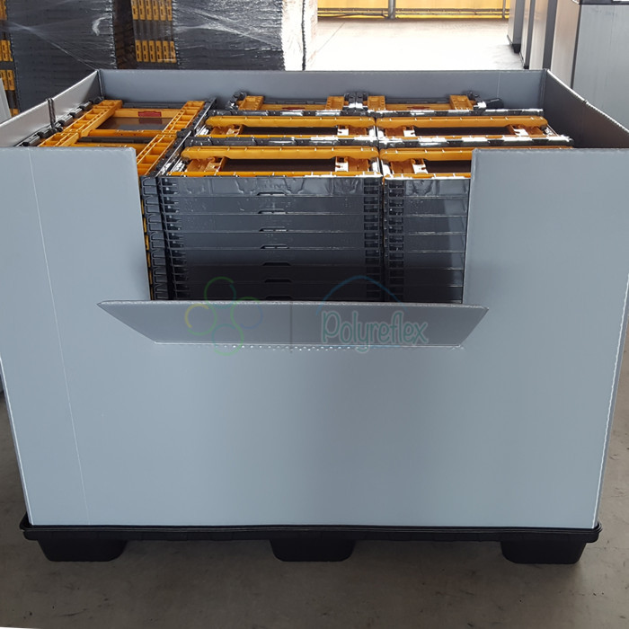 What Are The Advantages of PP Honeycomb Board Pallet Box?
