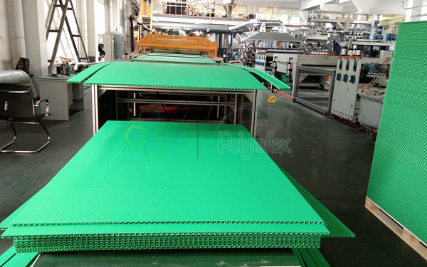 Polyreflex plastic PP Honeycomb Board