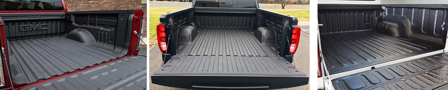 rough TPO Truck bed mats