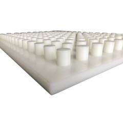 Professional Custom HDPE High Density Polyethylene Plastic Solid Sheet
