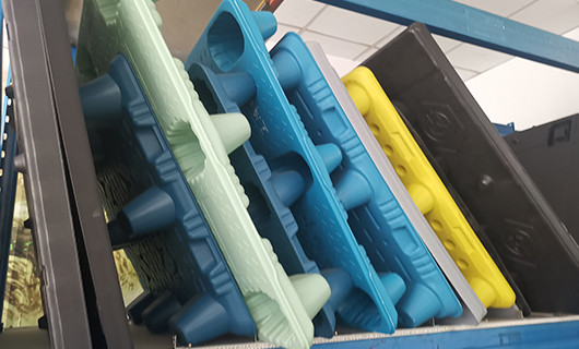custom HDPE parts