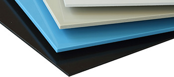 HDPE sheet for thermoforming