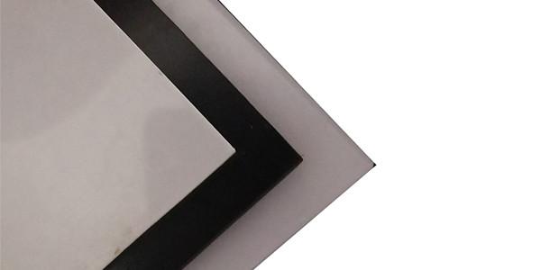 smooth high density polyethylene sheet