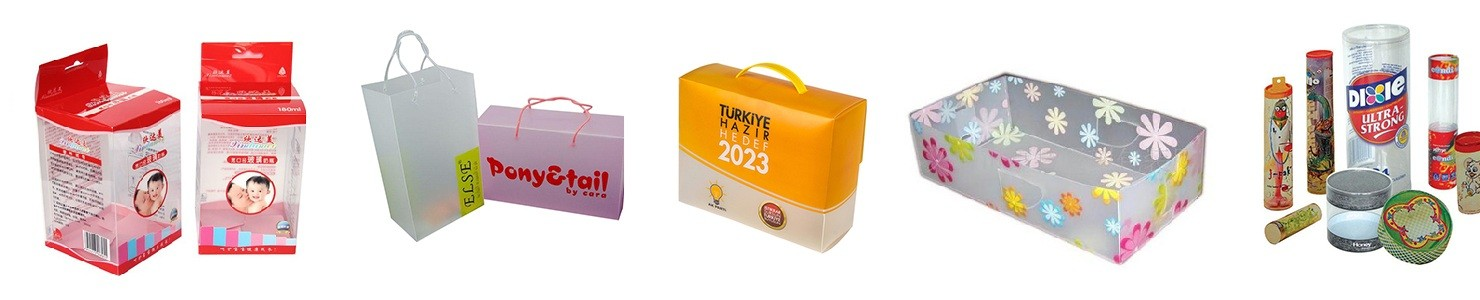 PP film for Packaging Boxes and Bags