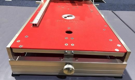 Butt welding HDPE board