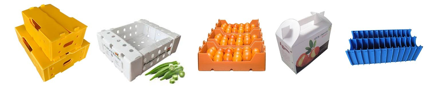 Common plastic returnable packaging