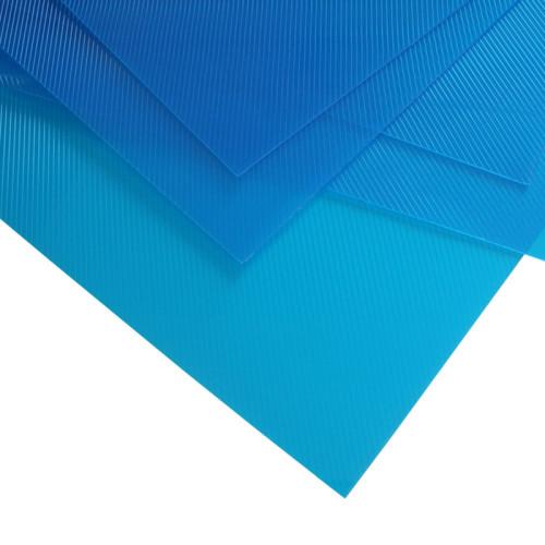 Custom Processed 0.15-2mm Flexible Plastic PP Polypropylene Product