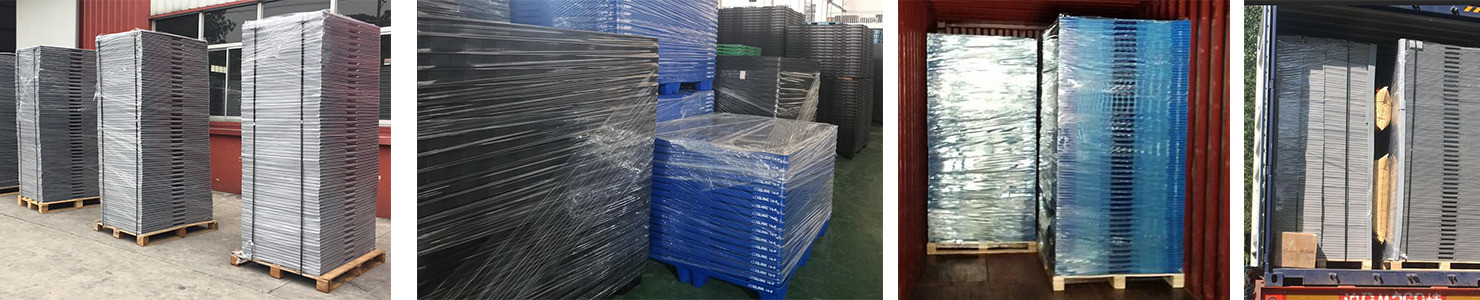 bulk packed plastic sleeve packs