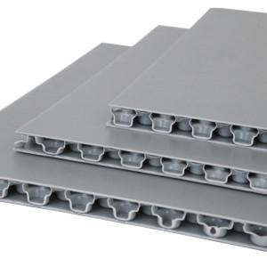 Waterproof Lightweight Durable Polypropylene PP Bubble Board for Floor Protection
