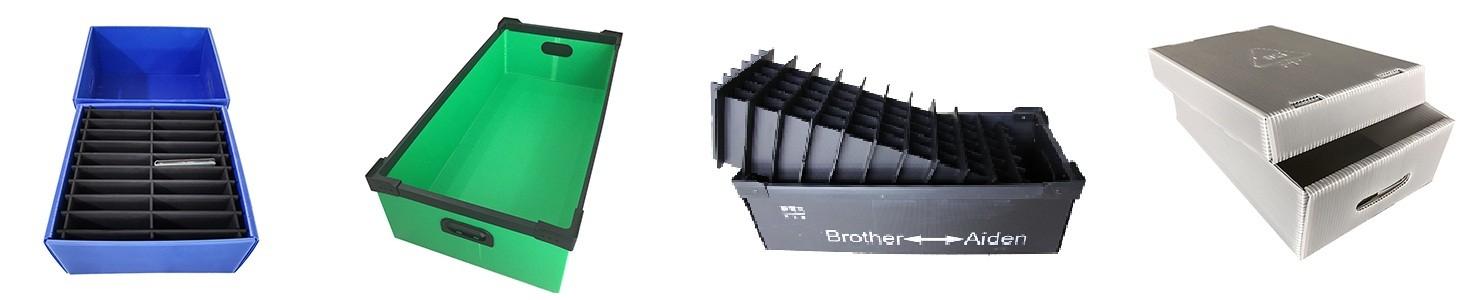 Anti-static box for electronics
