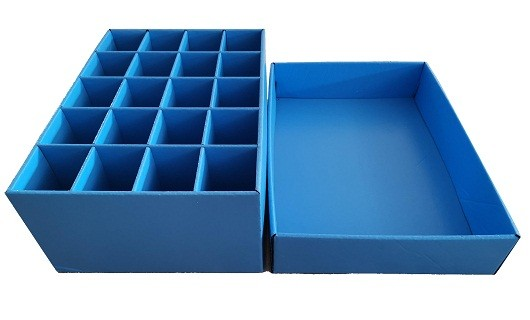 reusable packing box with release buckle