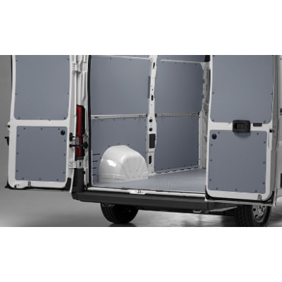 Lightweight Plastic PP Honeycomb Sheet with Texture and Rough Surface for Van Body