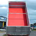 Wear Resistant Plasitc HDPE Sheet For Truck Carriage Flooring
