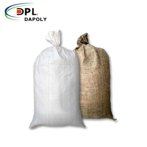 PP woven bag for cement packing wheat flour rice bags with low price