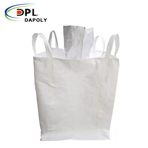 Widely Used PP Jumbo Super Sacks Big Bags 1 ton bulk bag for construction