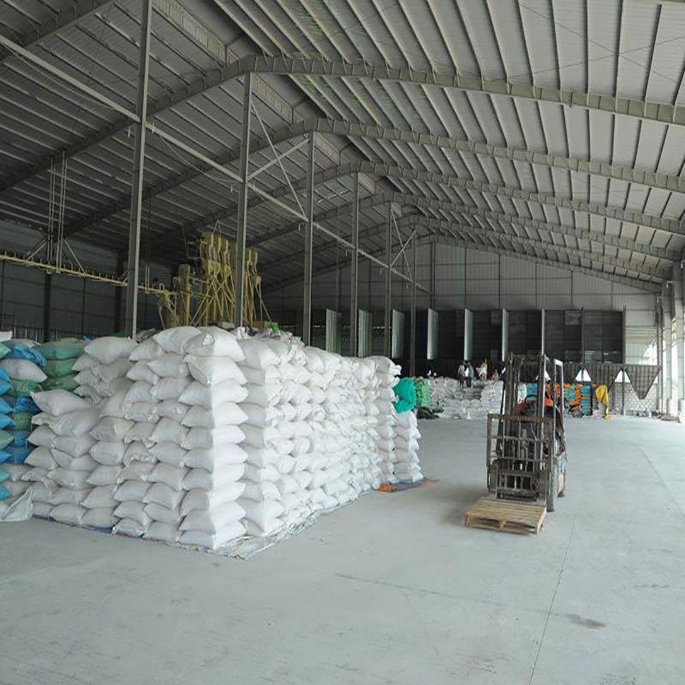 Dapoly 25kg 50kg high quality white color plastic polypropylene pp woven bags for grains rice flour