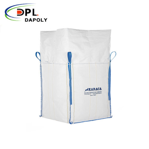 Customized Bulk Loading 1000kgs and 1500kgs PP FIBC Jumbo Big Bag