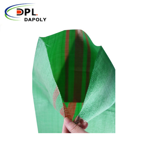 disposable building garbage construction waste PP woven green sand bags