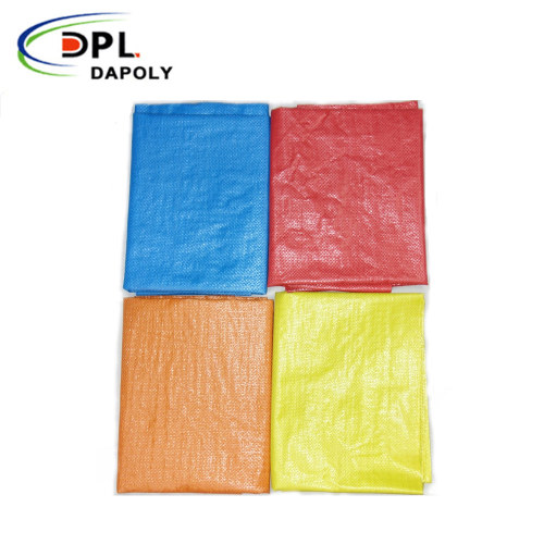 Best Package China Manufacturer Plastic PP Woven Packing Bag 50 kg