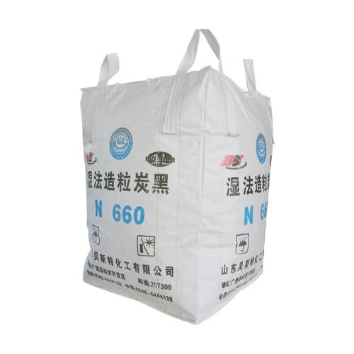 1 Tonne Bags Dapoly 100% Virgin PP Woven Jumbo Bag For Sand