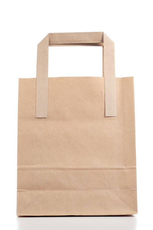 Horizontal Hard Strip for sale Promotional paper bag Shopping bags