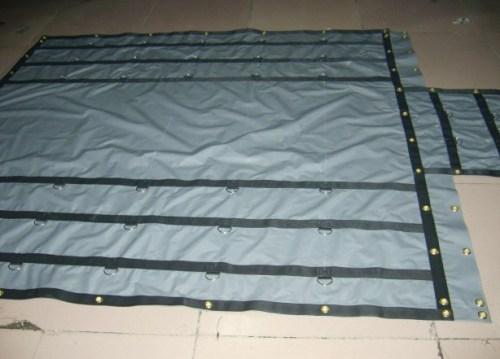 waterproof PE tarpaulin 100% new virgin polyethylene material UV treated