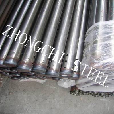 Grouting Steel Pipe